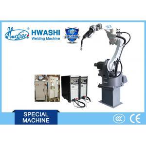 China Robot de soudure de commande numérique par ordinateur d'Indstrial d'axe du professionnel 6 avec le moteur servo on sale