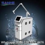 Medical use Q switched nd yag laser / beijing laser technology tattoo laser q switch