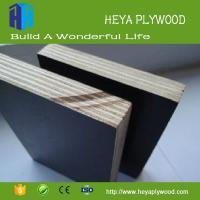 2018 new product construction wood list 8 - 18mm formica faced plywood