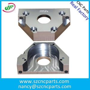 China Custom CNC Milling Anodized Aluminum Parts 6061 T6 CNC Machined Parts 7075 on sale