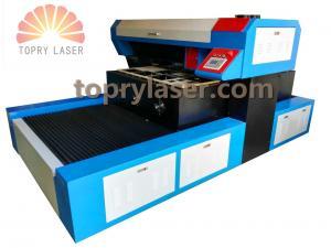 China Flat Die Board Laser Cutting Machine on sale