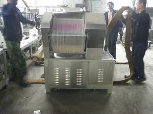 China Health Noodle Machine Suppliers , Non Fried Instant Noodles Manufacturing Unit on sale