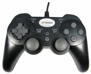 China Dual Analog Gamepad Wireless USB Game Controller Gamemon Directinput / Xinput 2.4G 3 on sale