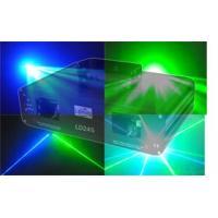 DMX Mode Sound Active BG 100mW Fat Beam Laser LD245