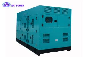 China 50Hz 500kVA Soundproof Diesel Electric Generator For Emergency Power Supply on sale