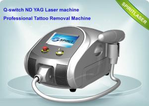 China Custom Multi Function Q Switch Yag Laser Tattoo Removal Machine 10HZ 1500mj on sale