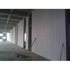 China China Autoclaved aerated lightweight concrete AAC panel price, partitional wall panel on sale