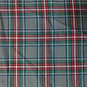 China Abrasion - Resistant Yarn Dyed Fabric 100% Cotton Material 20x20 Yarn Count on sale