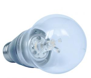 China High Power Clear 7W LED Globe Bulbs E27 Replace For 60W Incandescent Bulbs on sale