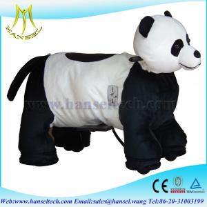 China Hansel ride on horse toys with springs moving horse toys for kids on sale