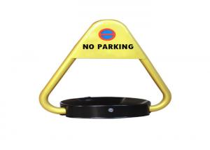China Dustproof Safety Car Parking Space Protector Car Park Lock With DC 6V Battery on sale