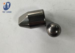 China Small Carbide Bullet Teeth YG8C YG11C YK20  YK25 For High Efficiency Drilling on sale