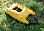Sea fishing bait boat ABS plastic remote control Radio Control Style