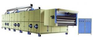 China Single-layer Tensionless Textile Dyring Machine / jet dyeing machine on sale