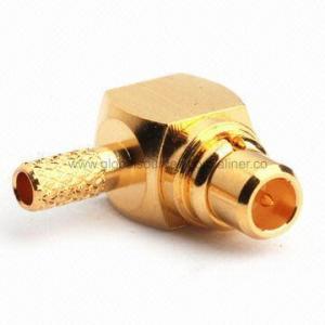 China conector coaxial de 6G MMCX RF con el uso de la frecuencia de la precisión on sale