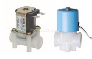 China Water Solenoid Valve For RO System,Water Purifier And Wastewater With Jaco Connector G1/4 on sale
