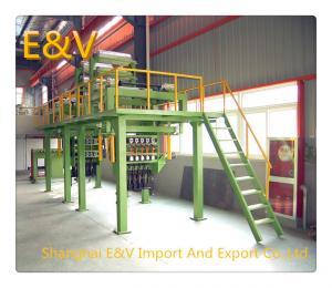 China Máquina de colada continua ascendente del equipo de cobre eléctrico de la fabricación de cables 5000mt on sale