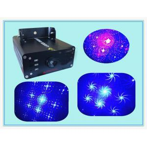 China Mini Blue & Red Disco Laser Stage Light , DJ Laser Lights High Power for Outdoor Lighting on sale