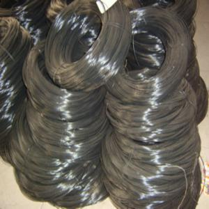 China Black annealed wire 18 Gauge , 25kg roll weight ( passed BV inspection ) on sale