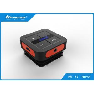 China Handsfree Bluetooth Wireless Car Audio Bluetooth MP3 Player w/FM Transmitter on sale