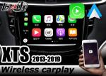 Cadillac XTS CUE system wireless carplay Android auto youtube play video interface by Lsailt Navihome