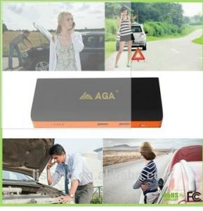 China Portable Power Bank Jump Starter for Car,  MP3, Mobile Phone, Camera on sale