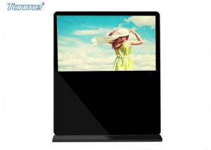 China 55 Inch Horizontal Wifi 3G / 4G Digital Signage , Indoor Commercial LCD Displays on sale