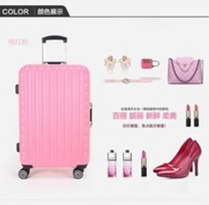 China New Products Lugagge Many Colors 360-Degree Four Wheels Suitcase 20 Inch Famous Luggage on sale