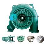 1MW- 5MW 250 RPM Hydro Turbine Francis Turbine Generator For High Efficiency