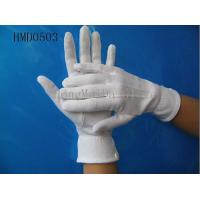 cotton gloves parade gloves