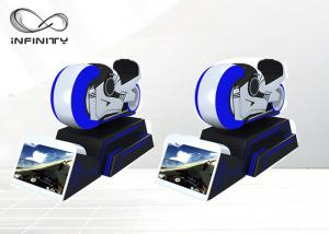 China 3 DOF Attractive Simulator Arcade Racing Car Game Machine VR Racing 9D VR Game Machine Simulator For Shopping Mall on sale
