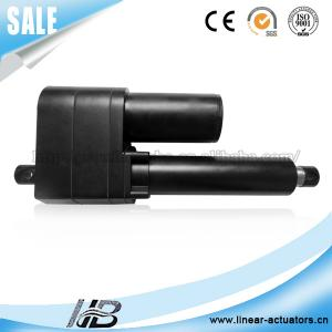 China 10''(250mm)stroke electric linear actuators price, brush motor electric drive actuator 24v on sale