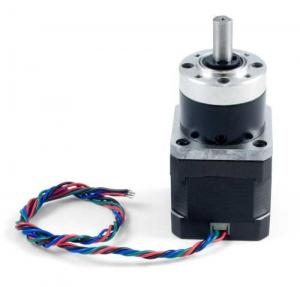 China 2.5a 2 Phase 4 Lead Wires Gearbox Stepper Motors 42HS , Nema 17 Series Stepper Motor on sale
