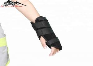 China Medical Sprain Wrist Fracture Stabilizer Orthopedic Wrist Splint Neoprene Wrist Support / Brace on sale
