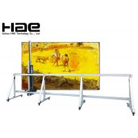 China CMYK +W Five Colors UV Vertical Printing Machine For Wall Decor Prints With White Ink on sale