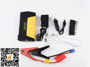 China Custom Yellow ABS and PC 12v Car Battery Jump Starter With Power Box on sale