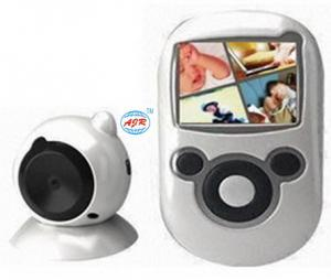China Digital Video Baby Monitor Camera Colour LCD Screen Night Vision on sale