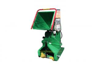 China Compact Pto Wood Chipper , 3 Point Linkage Wood Chipper With Shear Bolt on sale