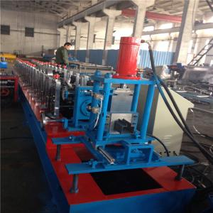China 1.5 Inch 11 Kw Heavy Duty Rack Roll Forming Machine , Steel Roll Forming Machinery on sale