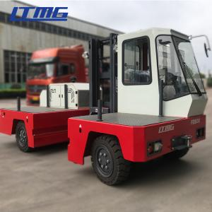 China 3 Ton Side Forklift Trucks 6850 Kg Operating Weight 3600mm Lifting Height on sale