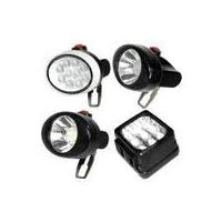 1W 4.2V / 500mA Cree Red LED IP65 Mining Headlamps With 50000H Long Life (HS-H10W04)