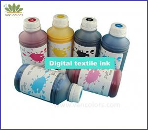 China DTG Pigment textile ink 004---Ricoh Spectra print head printer on sale