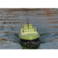 RC Autopilot DEVICT bait boat ABS engineering plastic Material AC 110-240V