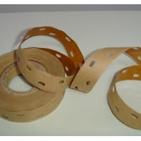 Perforated Gummed paper tape (water activated kraft sealing tape) with vegetable glue