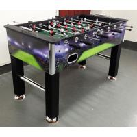 Kiker Match Football Game Table Comfortable Soft Hand Grip With Chromed Parts