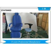 Customized Examination ENT Patient Chair , Hospital Diagnostic Ophthalmic Chair Unit