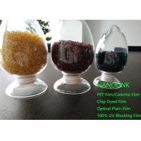 China UV Blocking Antibacterial Masterbatch Additive For Fiber / Film / Blow Molding on sale