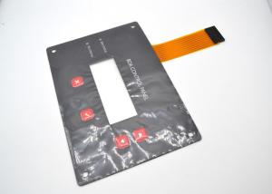 China Embossed Metal Dome FPC Membrane Switch With Protective Film On Surface on sale