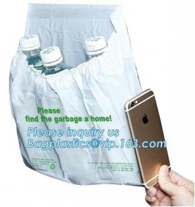 China Edible 100% fully compostable biodegradable plastic ziplock bag made of organic corn starch on sale