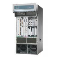 4 RU NEBS Level 3 Cisco Network Modules 7603-S Reliability at 15 Mpps to Access Edge